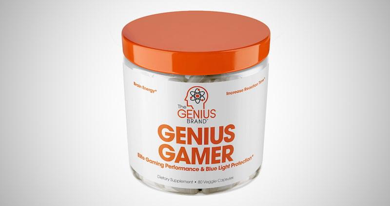 Genius Focus & Brain Booster Supplement