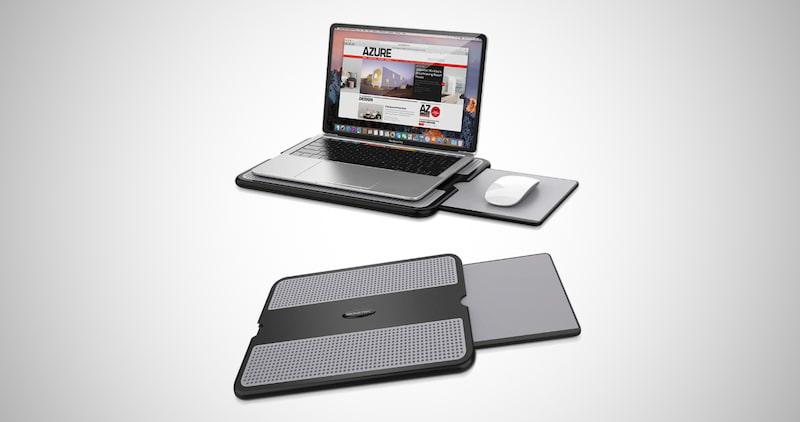 AboveTEK Portable Laptop Lap Desk