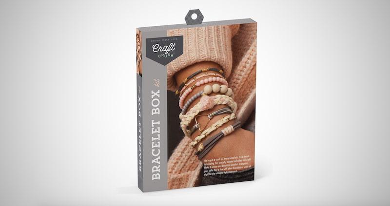 Craft Crush Bracelet Box Kit
