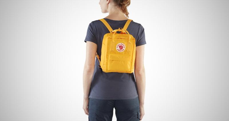 Fjallraven Mini Classic Backpack