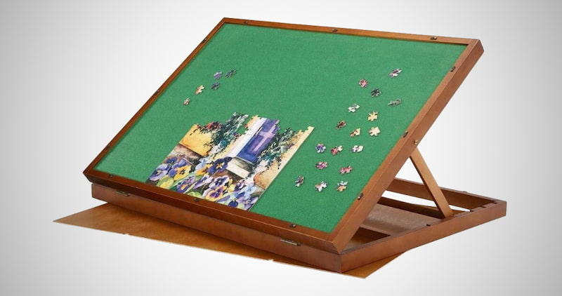 Puzzle Magic Tabletop Puzzleboard