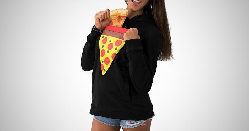 Pizza Pocket Hoodie