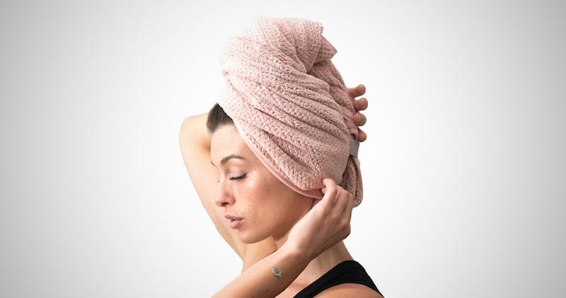 VOLO Hero Hair Towel