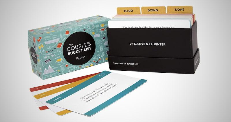 100 Date Night Idea Cards