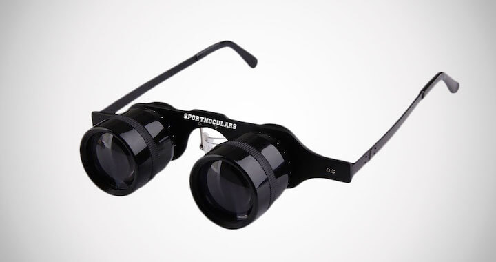 Professional Hands-Free Binocular Glasses