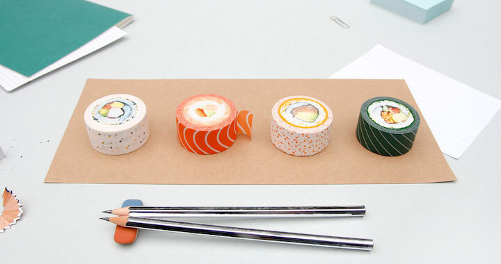 Suck UK Sushi Tape
