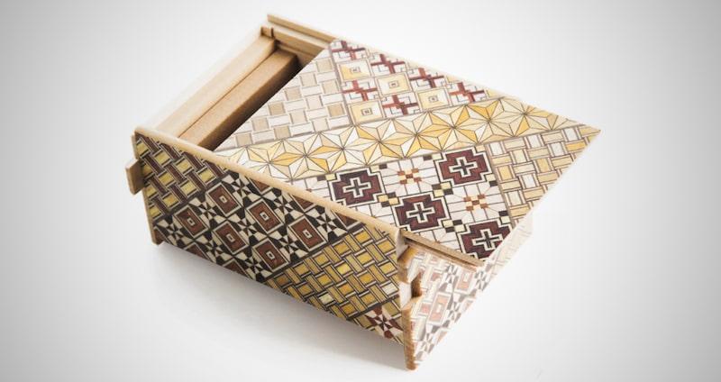 Japanese Puzzle Box