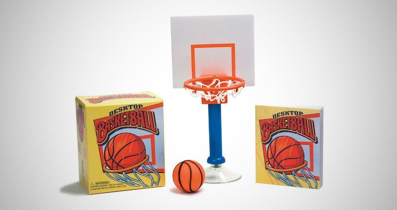 Desktop Basketball
