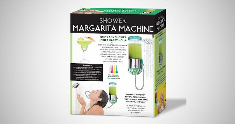 Shower Margarita Machine