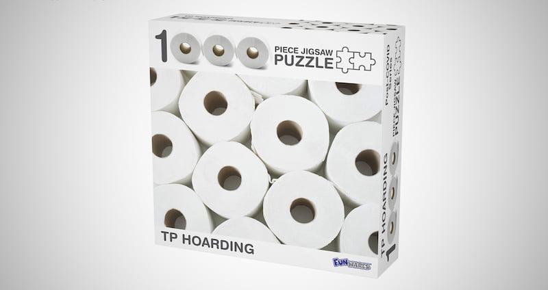 Toilet Paper Puzzle