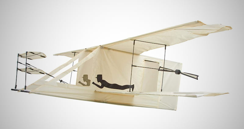 Wright Brothers Flyer Kite