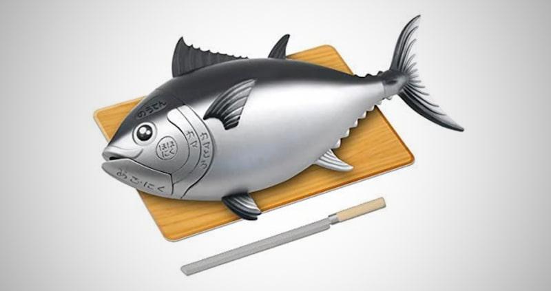 Megahouse Tuna Puzzle