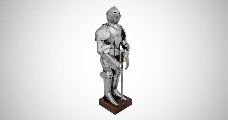 Medieval Knights Figurines