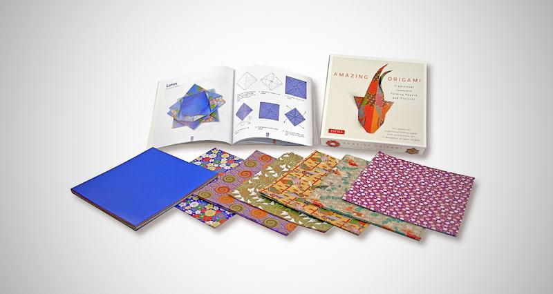 Traditional Japanese Origami Kit