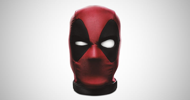 Interactive Deadpool's Head