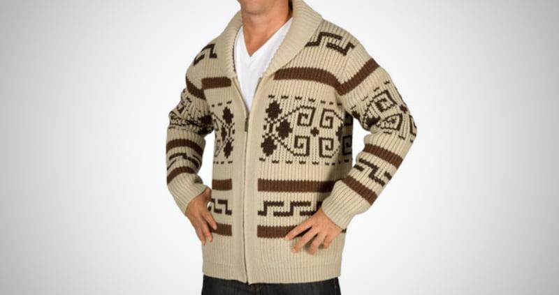 The Big Lebowski Jeffrey Sweater