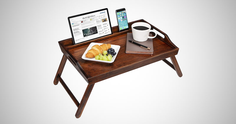 Rossie Home Media Bed Tray