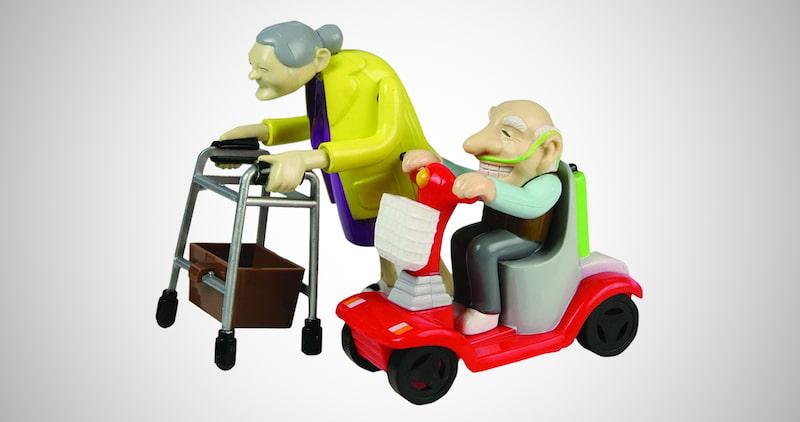 Bluw Racing Grannies