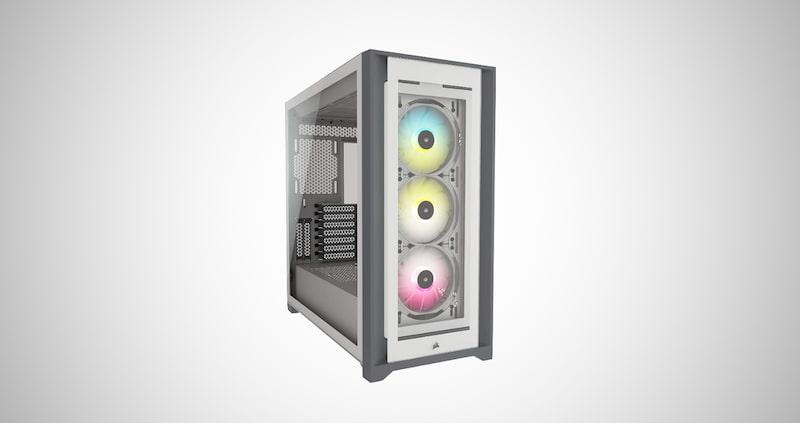 Corsair iCUE 5000X RGB PC Smart Case