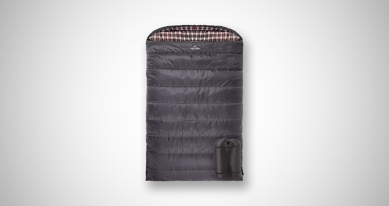 TETON Sleeping Bag for Family Camping