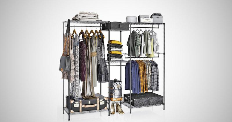 Portable Clothes Wardrobe