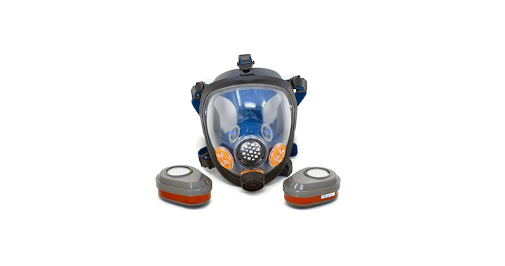 PD-100 Full Face Gas Mask