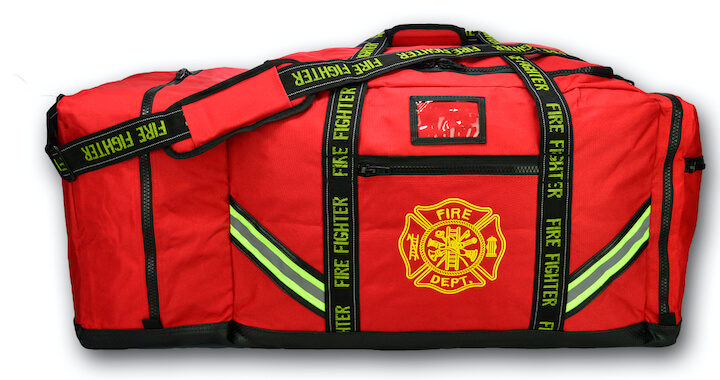 Firefighter Step-in Turnout Gear Bag