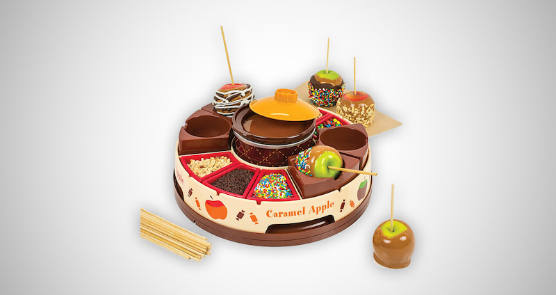 Caramel Apple for The Whole Family