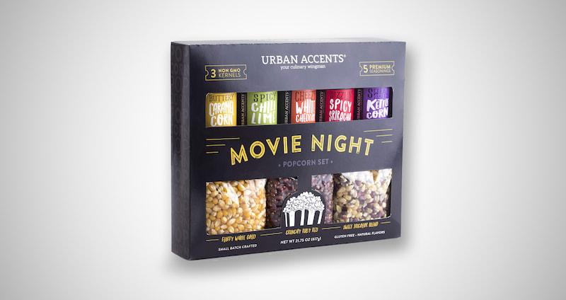 Urban Accents Movie Night Popcorn
