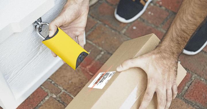 BoxLock Delivery Lock