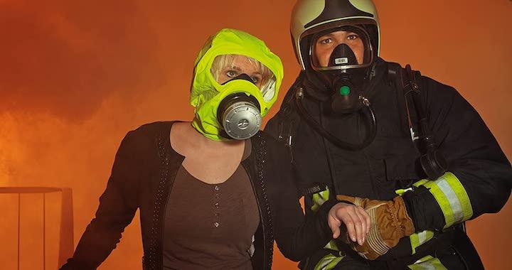 Emergency Escape Respirator