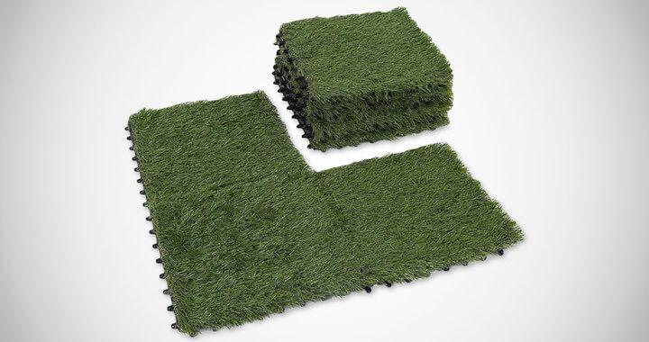 Artificial Grass Self-draining Mat