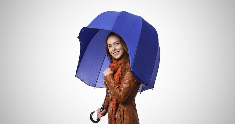 CloudTen Helmet Shaped Umbrella