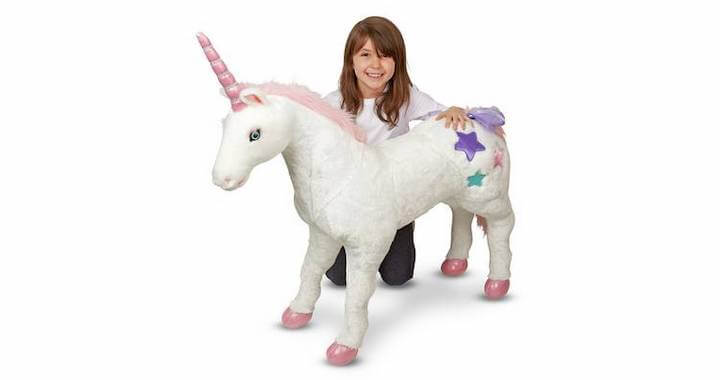 Melissa & Doug Giant Unicorn