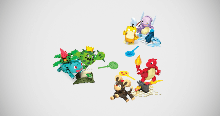 Mega Construx Pokemon Trainer