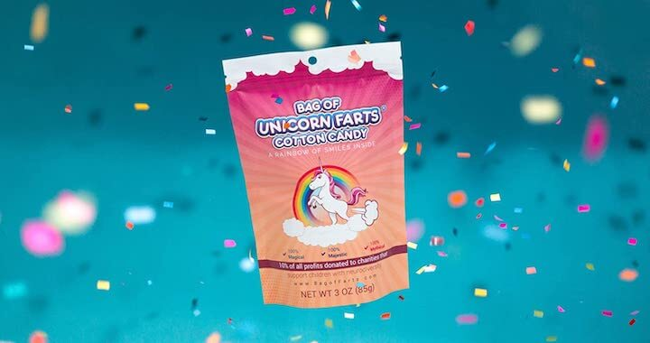 The Original Bag Of Unicorn Farts
