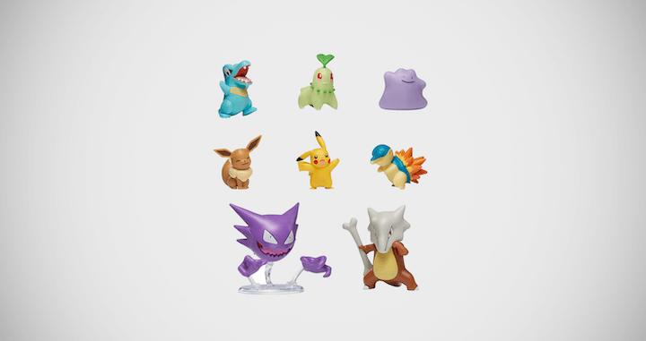 Pokemon Battle Figure