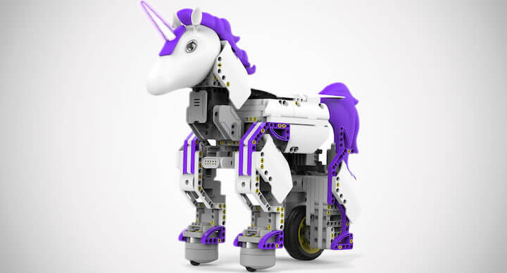 App Enabled Unicornbot Building Kit
