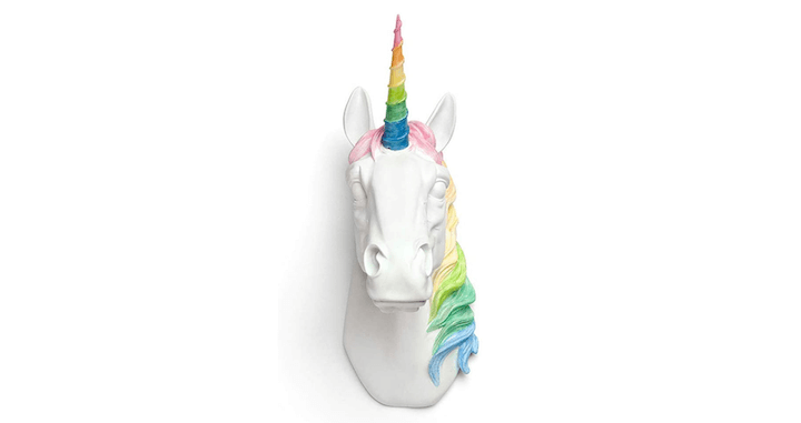 Unicorn Head Wall Mount Lights