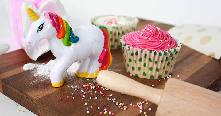 Unicorn Sprinkles Sugar Shaker
