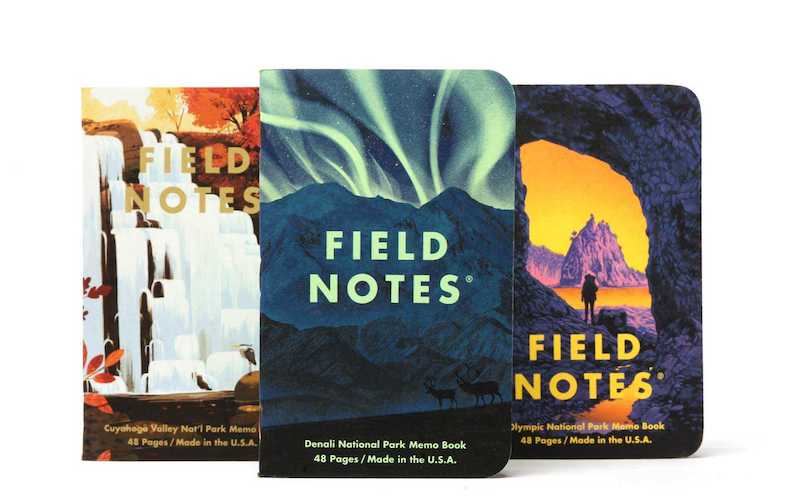 Field Notes - The Best Gift to Rediscover The Country That's Too Often Overlooked