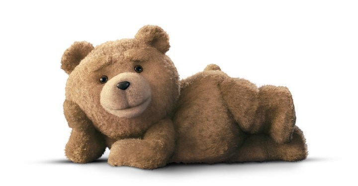 "Ted 24"" Plush with Sound"