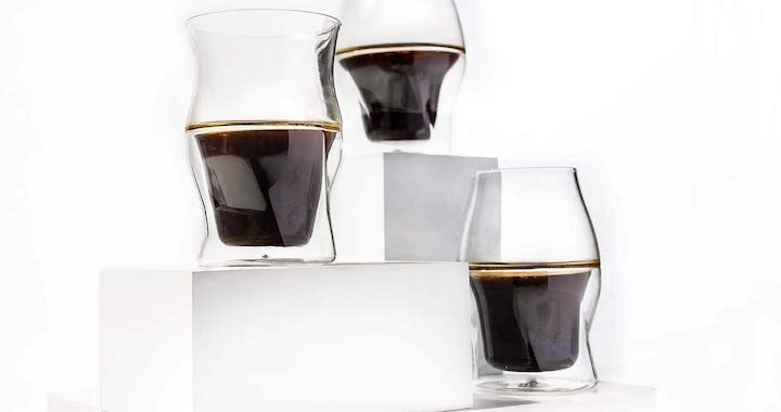 World's Best Coffee Enhancing Glasses