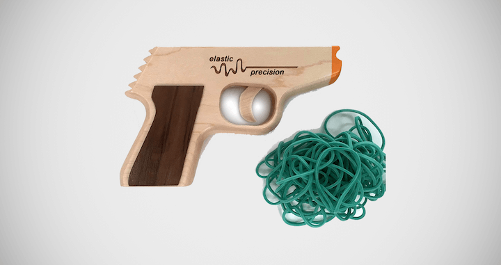 Walther PPK Modeled Handgun