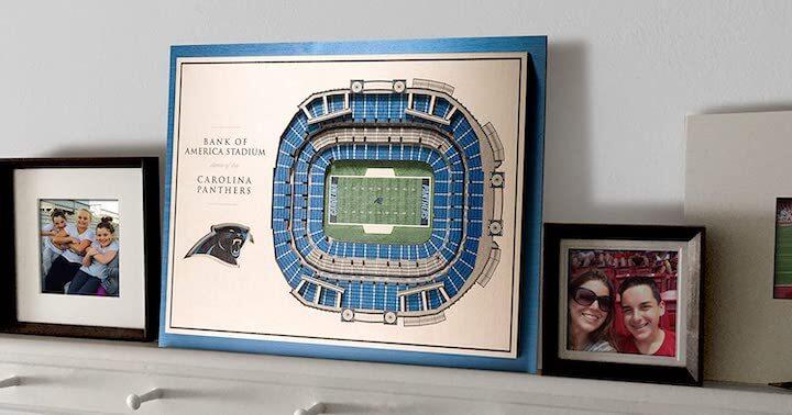 StadiumViews 3D Wall Art