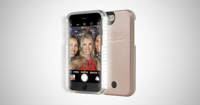 Light Up Selfie Case