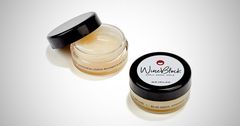 WineBlock Lip & Teeth Balm