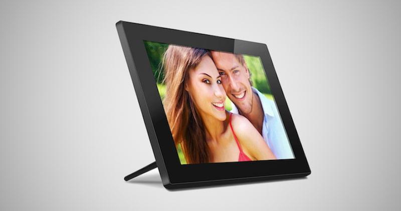 Aluratek LCD Digital Photo Frame