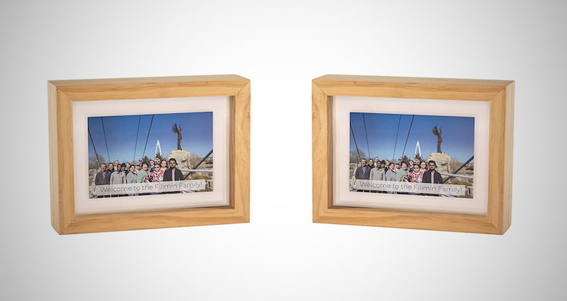 Touch Frame for Long-Distance