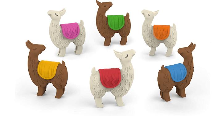 Llama Drink Markers